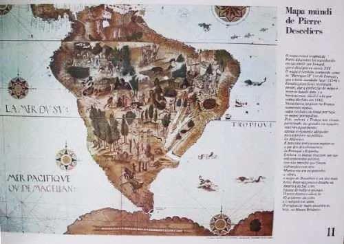 Mapas Históricos Brasileiros, Livro com 56 Lâminas Formato Grande