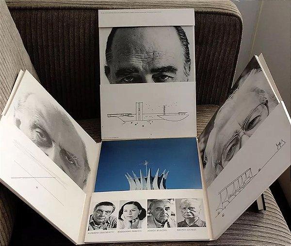 Portfólio Brasilia - 4 Livros de Arquitetura, Oscar Niemeyer