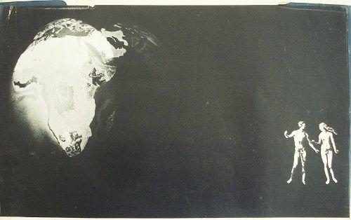 Portfólio Álbum Exposição dos Direitos Humanos Unesco - 100 Estampas