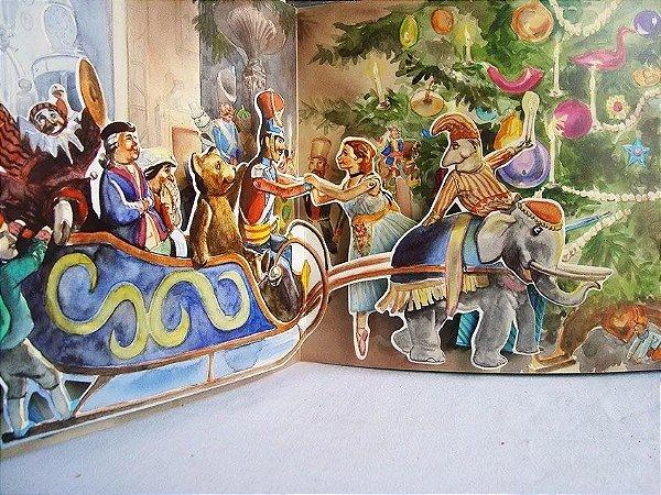 Livro Dimensional A Loja Mágica De Brinquedos, Magic Toyshop