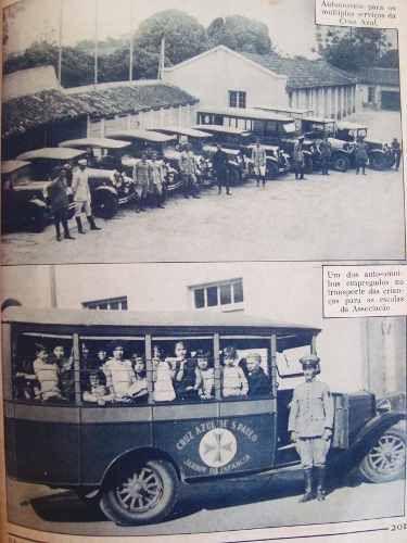 Livro - A Força Pública de São Paulo - Esboço 1931
