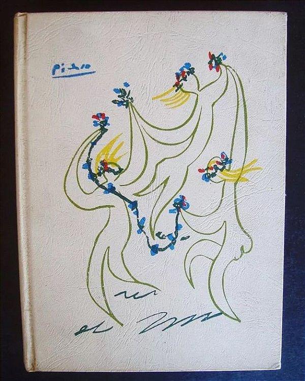Livro Quatro Peças De Eugene O'neill Nobel - Picasso - 1964