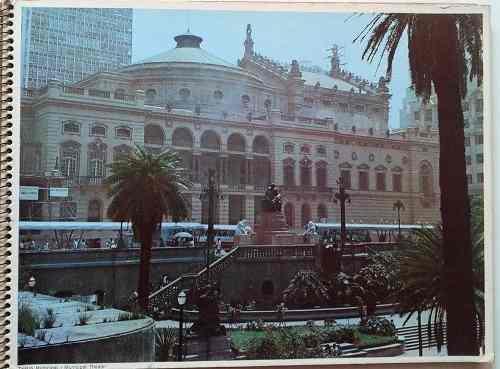 São Paulo - Álbum com 14 Fotografias da Cidade - Governo Abreu Sodré