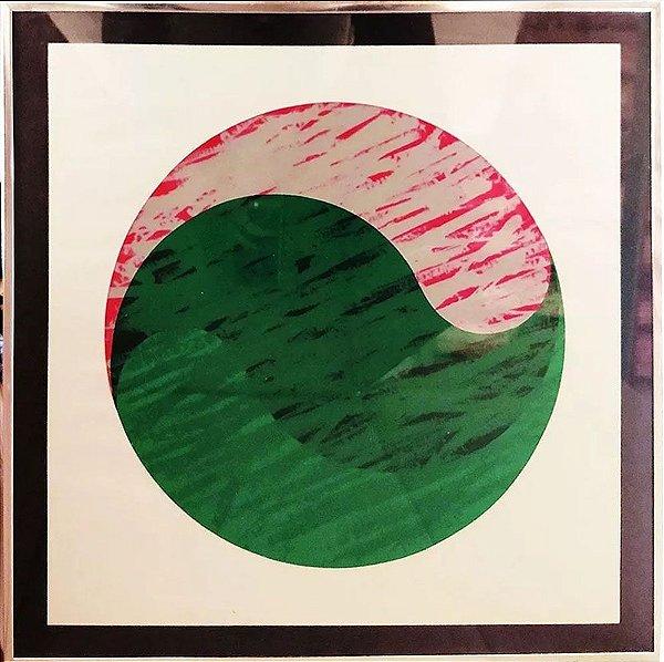 Massuo Nakakubo - Quadro de Arte em Gravura Original, Emoldurada 50x50cm