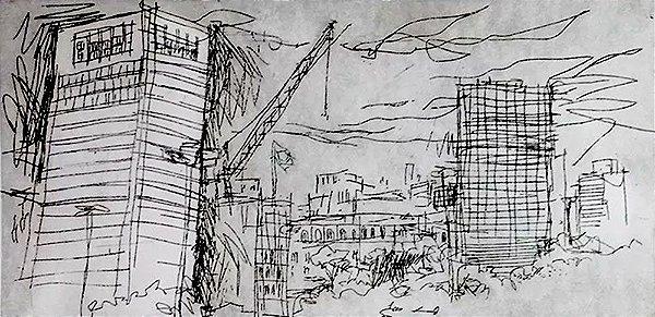 Paulo Von Poser - Arte em Gravura Original Assinada e Numerada