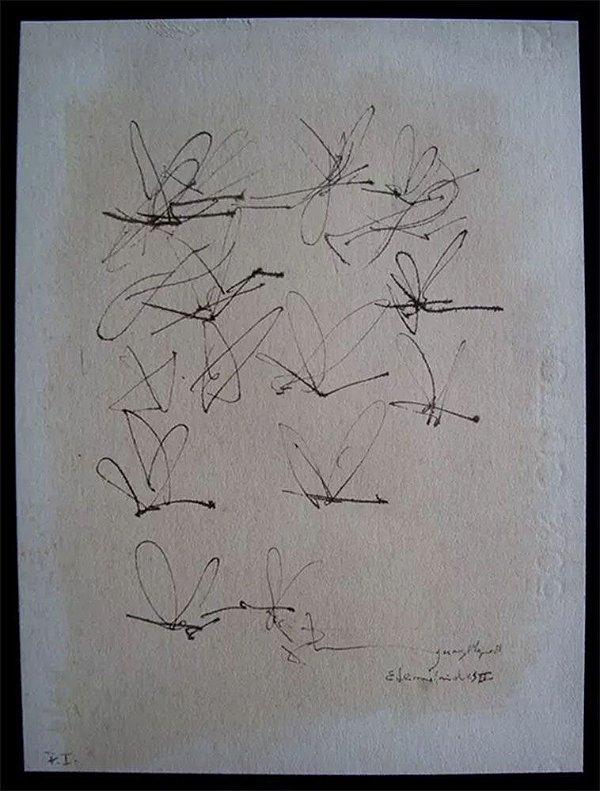 Juarez Magno - Arte em Gravura Assinada, PI, Efemírides II, Libélulas