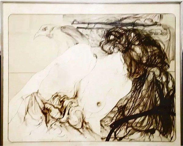 Guilherme de Faria - Arte em Gravura Assinada, Titulada Canto do Entardecer