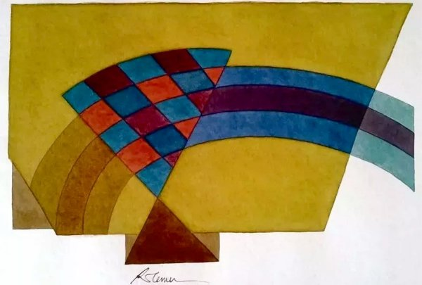 Rosália Lerner - Arte em Gravura Original, Assinada