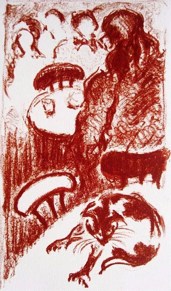 Sergio Telles - Arte em Gravura Original, Assinada e Numerada