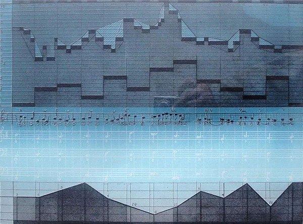 Savério Castellano - Quadro, Arte em Gravura Assinada e Numerada, de 1983