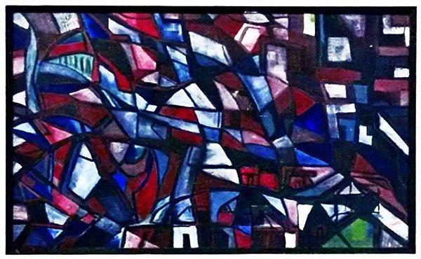 Veronese - Quadro, Arte em Pintura, Óleo S/ Tela, Favela Carioca, de 1989