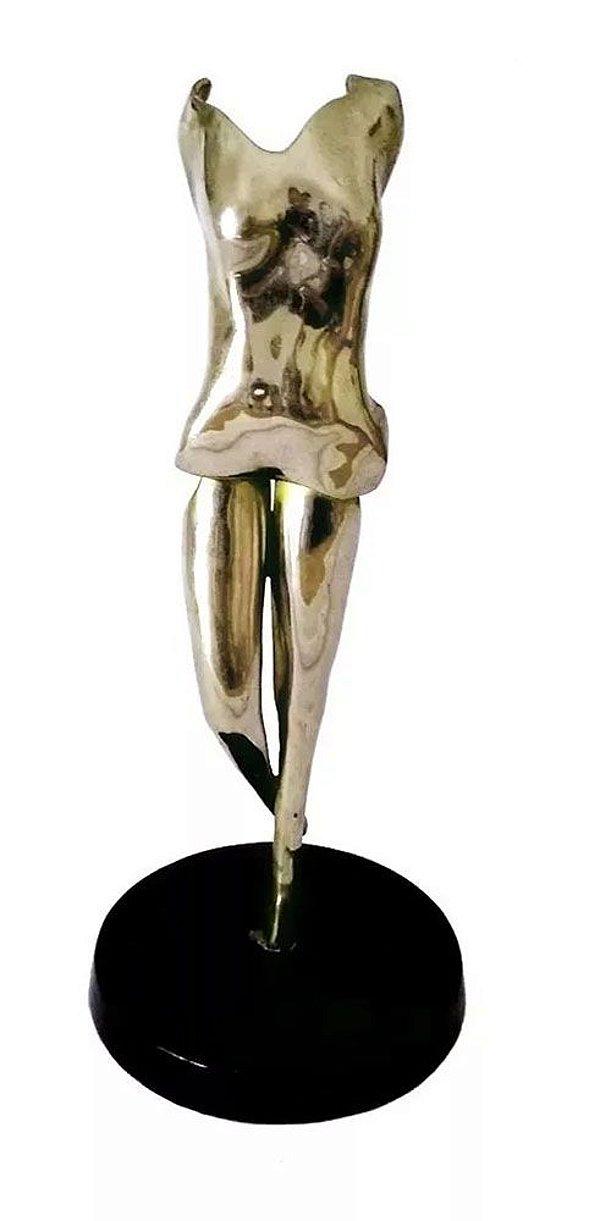R. Digs - Escultura em Bronze, Figurativo Feminino