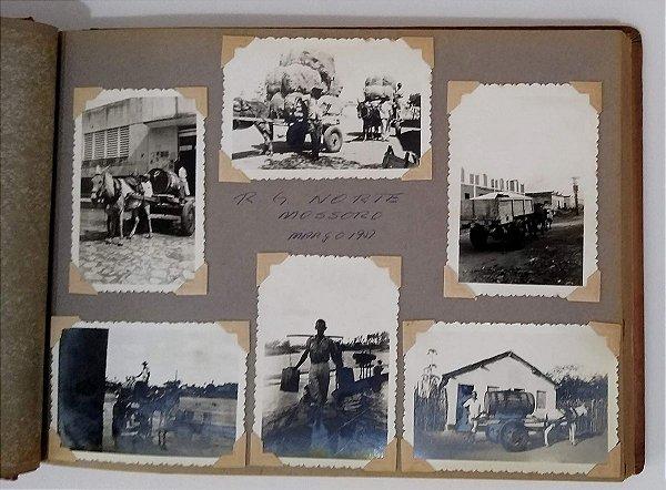 Album com Fotografias De Natal - RN -  Capa Com Imagem Do Rio de Janeiro