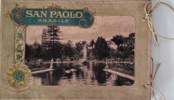 Album San Paolo, Brasile, São Paulo, Imigração Italiana, Fazendas, 1900