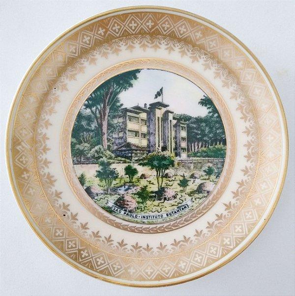 Prato Antigo de São Paulo, Imagem do  Instituto Butantan, Butantã