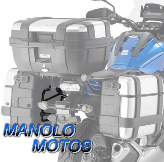 Suporte Lateral Givi PL1146 (NC 750X) 2016