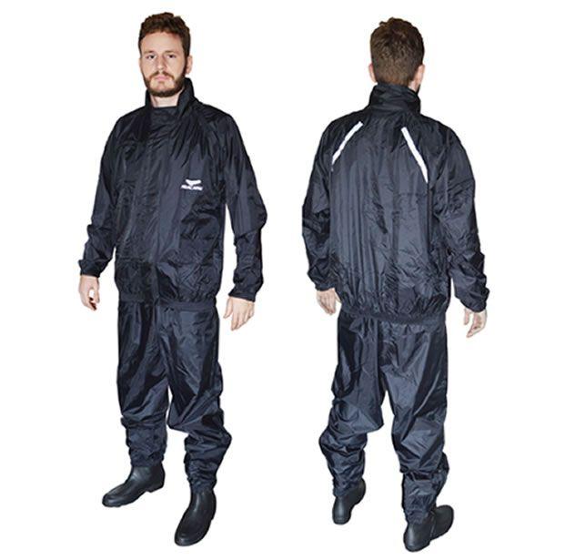 Conjunto de chuva Piracapas Confort Nylon (Masculino)