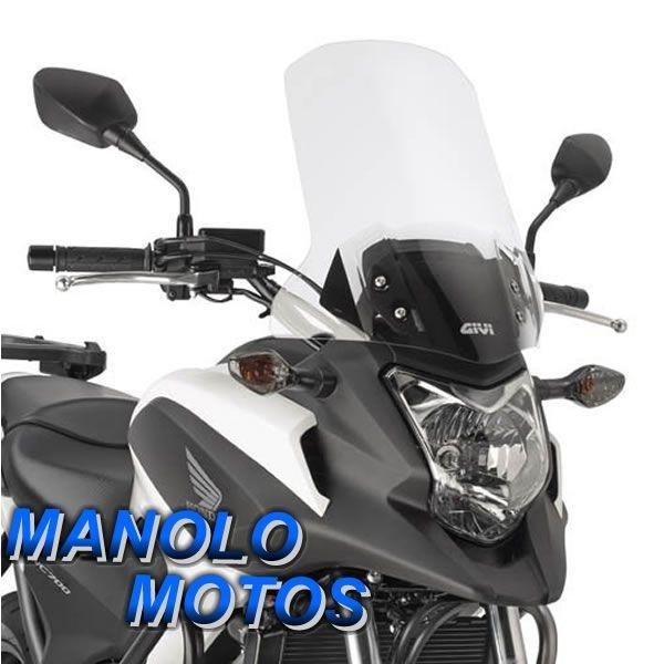 Bolha Pará Brisa GIVI (NC 700X / NC 750X) Até 2015