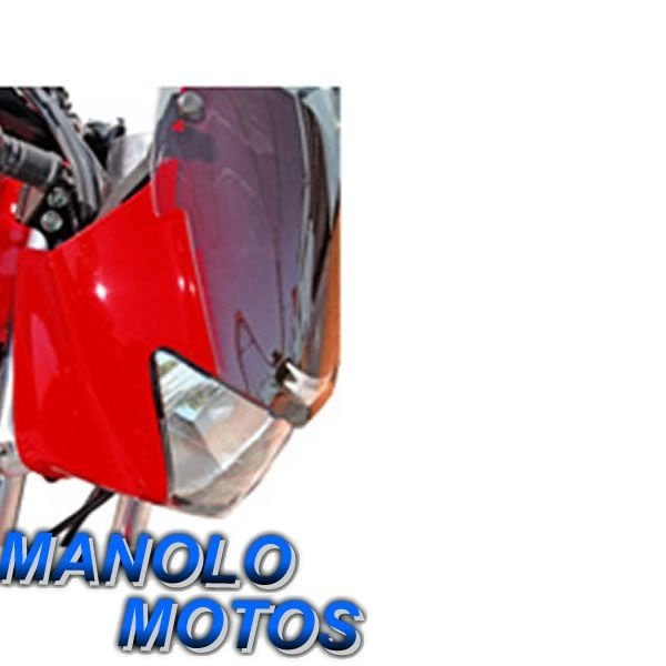 Bolha Pará-Brisa Motovisor  (Nx 400 Falcon) Até 2008