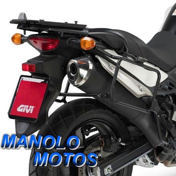 Base Givi MonoKey SR3101 (DL650 V-STROM L2/L3 (2013)
