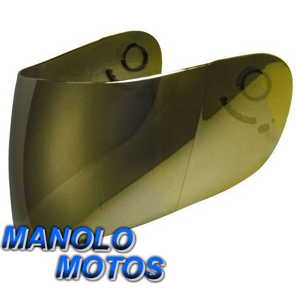 Viseira Capacete MT Blade (Dourada)