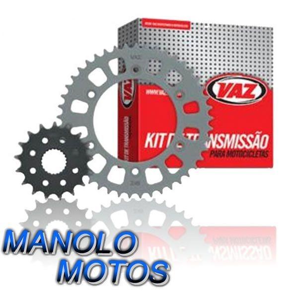 Kit Relação Vaz Coroa e Pinhão (CG Titan 150 Sport)
