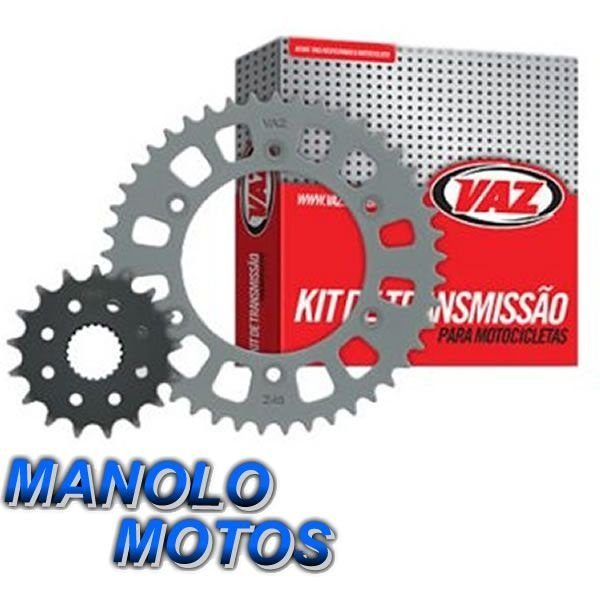 Kit Relação Vaz Coroa e Pinhão (XTZ 150 CROSSER) 2014