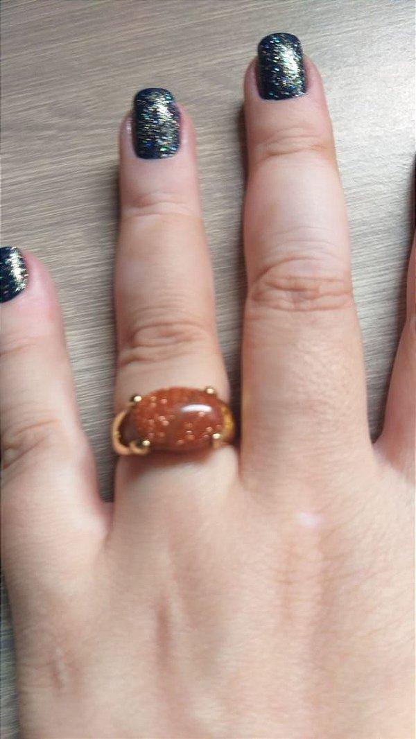anel de pedra do sol