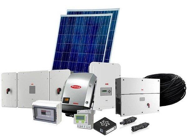 Gerador de Energia Solar de 20.94 kWp