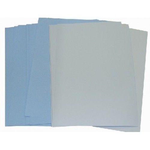 Papel Sublimático Resinado Azul A4 - 100 Folhas