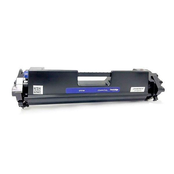 Toner Compatível HP 18A CF218A M104 M132