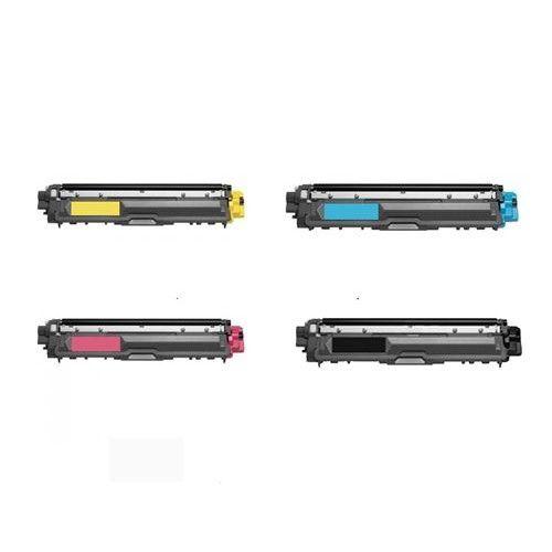 Kit 4 Toner Brother TN225 Compatível HL3170 MFC9130 HL3140 MFC9020