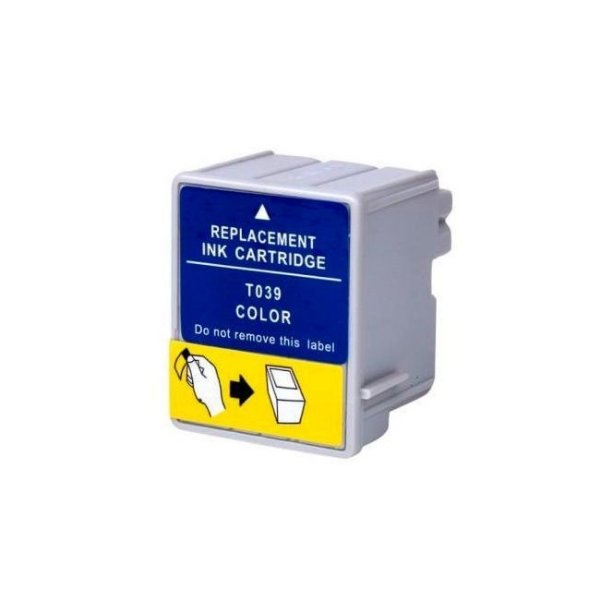Cartucho Epson TO39020 Colorido Compativel 30ml C41 C43 C45 T039