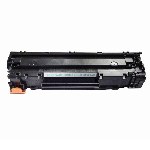 Toner Hp CF283A M125 M127 M201 M205 Compativel Premium