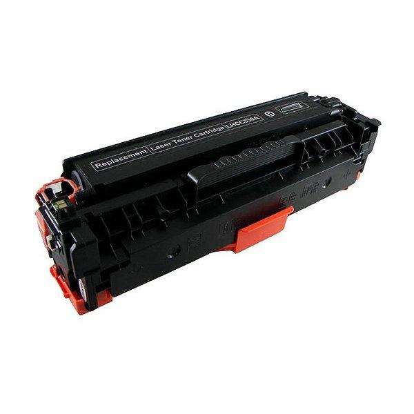 Toner Compatível HP 304A 305A 312A CC530A CE410A CF380A Preto