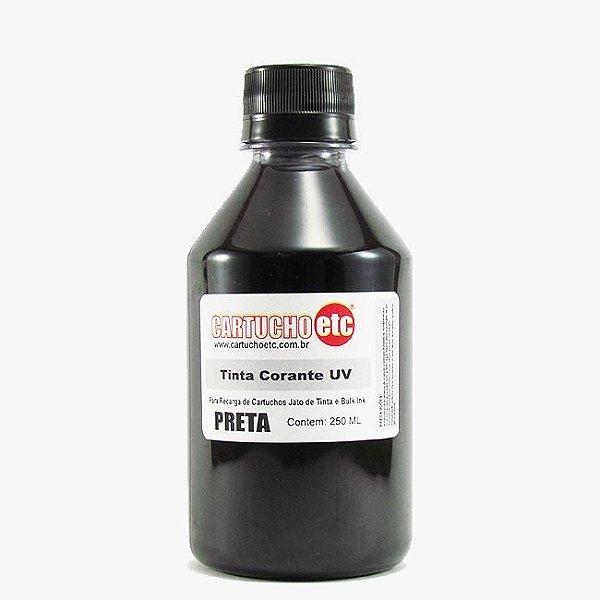 Tinta Formulabs HP IJD1200 Preta Premium UV Serie Nova Hp 250ml