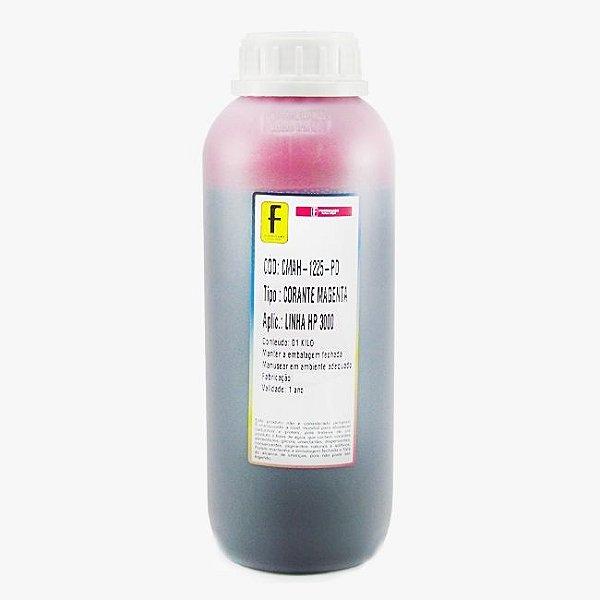 Tinta Formulabs HP IJD1225 Magenta Premium UV Serie Nova Hp 1 Litro