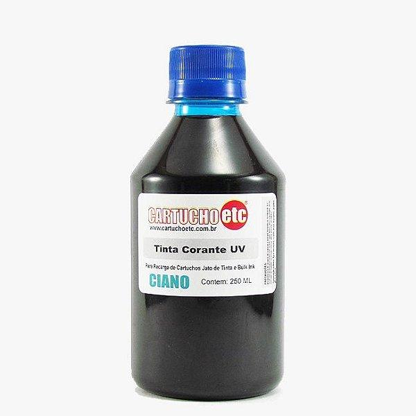 Tinta Formulabs HP IJD1265 Ciano | Azul Premium UV Serie Nova Hp 250ml