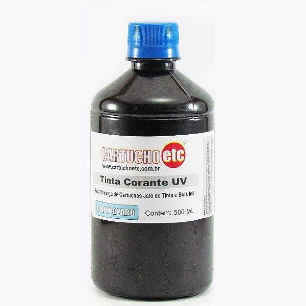 Tinta Formulabs Epson EPS4861 Ciano Claro Corante UV 500ml