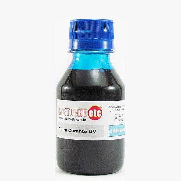 Tinta Formulabs Epson EPS4861 Ciano Claro Corante UV 100ml