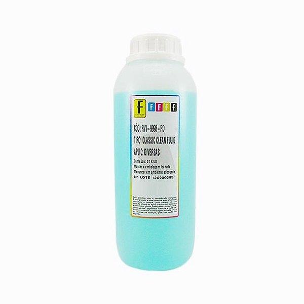 Solução de Limpeza e Desentupidora para Cartuchos 1 Litro