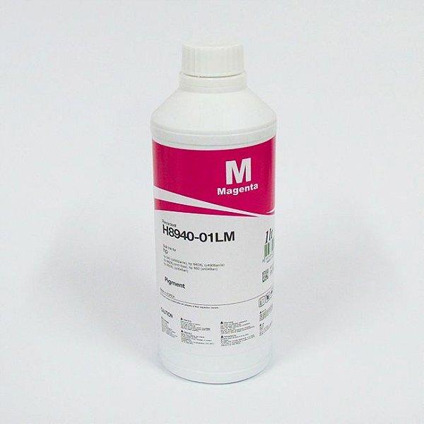 Tinta Inktec HP Serie 8000 Pigmentada H8940-01LM Magenta 1 Litro
