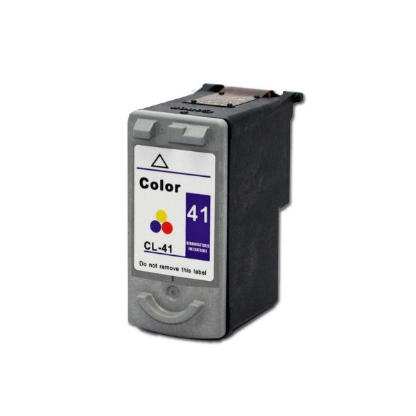 Cartucho Canon CL41 Colorido Compativel 20ml IP1200 IP2500 CL 41