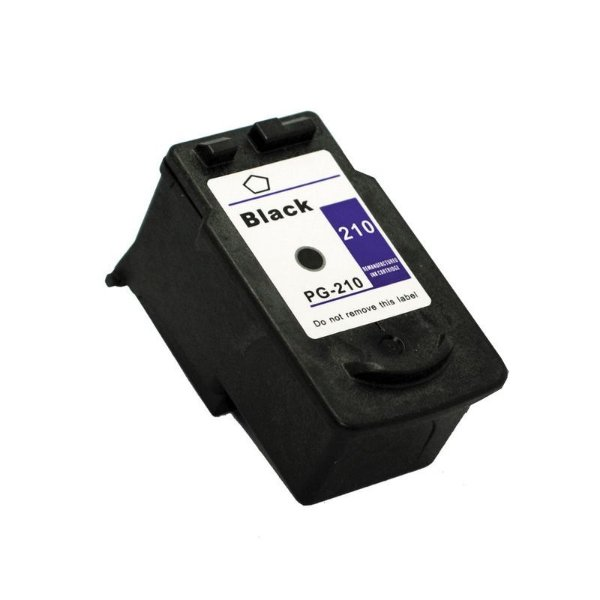 Cartucho Canon PG210 Preto Compativel 20ml MP240 MP480 PG 210