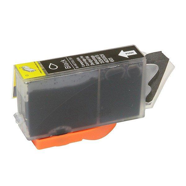 Cartucho Hp 670 XL Preto CZ117AB Compativel 4615 4625 5525 670XL