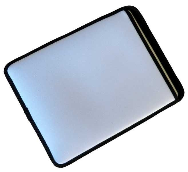 Capa para Ipad Mini em Neoprene Branca para Sublimação