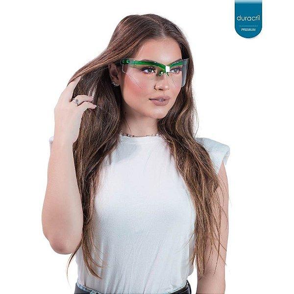 Óculos de Proteção Verde