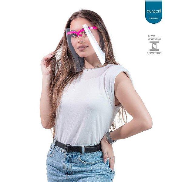 Máscara de Proteção Facial Pink