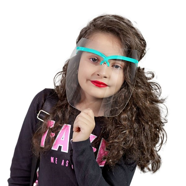 Máscara de Proteção Infantil Tiffany