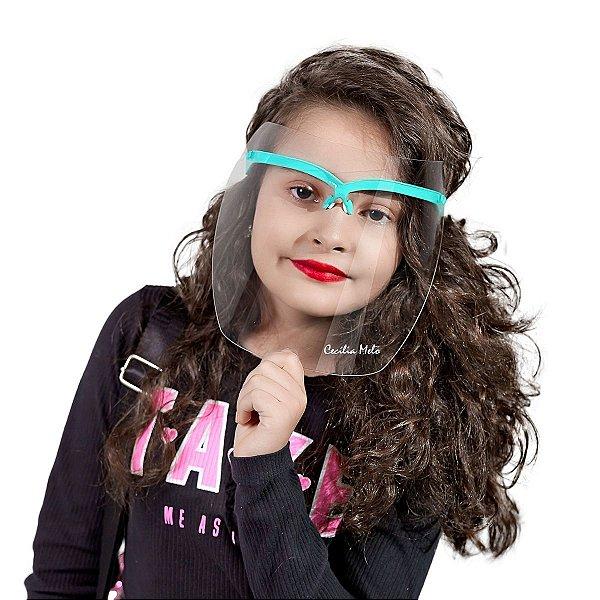 Máscara de Proteção Infantil Personalizada
